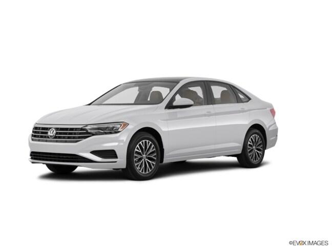 New 2019 Volkswagen Jetta 1.4T SE Ulev Sedan in Chesapeake