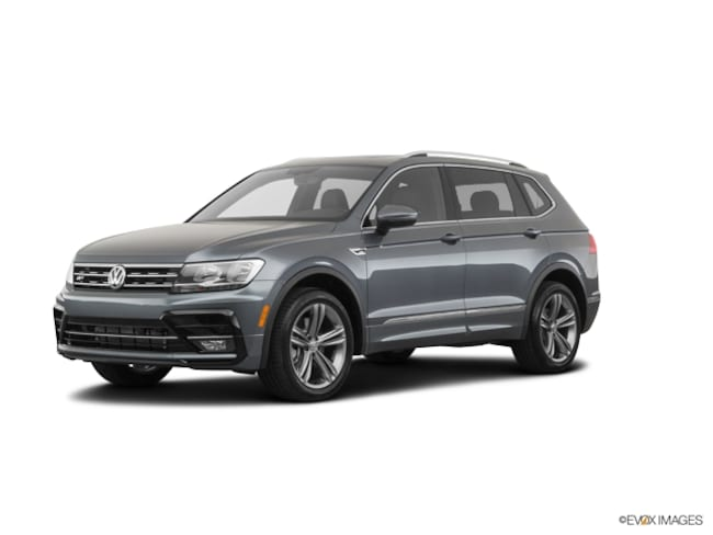 New 2019 Volkswagen Tiguan 2.0T SEL 4motion SUV in Chesapeake