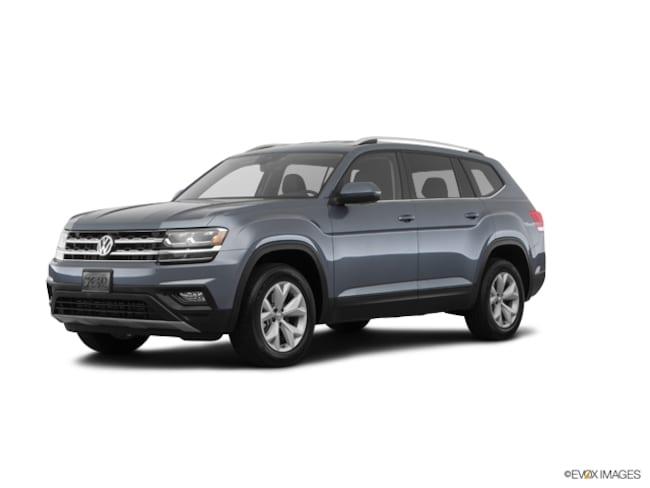 New 2019 Volkswagen Atlas V6 SE SUV in Chesapeake