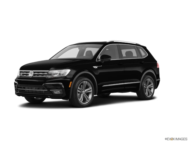 New 2019 Volkswagen Tiguan 2.0T SE 4motion SUV in Chesapeake