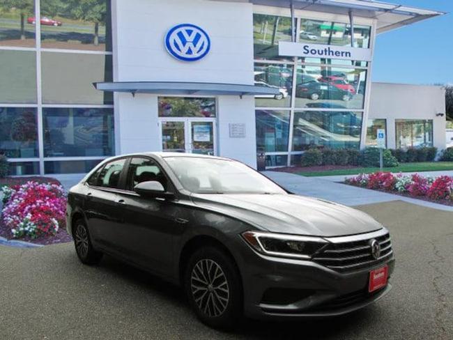 New 2019 Volkswagen Jetta 1.4T SEL Sedan in Chesapeake
