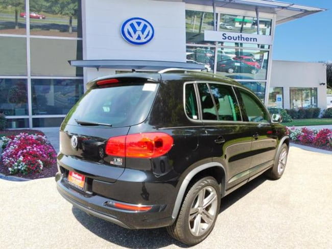New 2017 Volkswagen Tiguan 2 0t Sport 4motion For Sale In Chesapeake