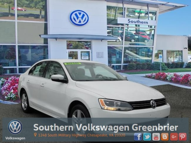 Used 2014 Volkswagen Jetta 2.0L TDI Sedan in Chesapeake