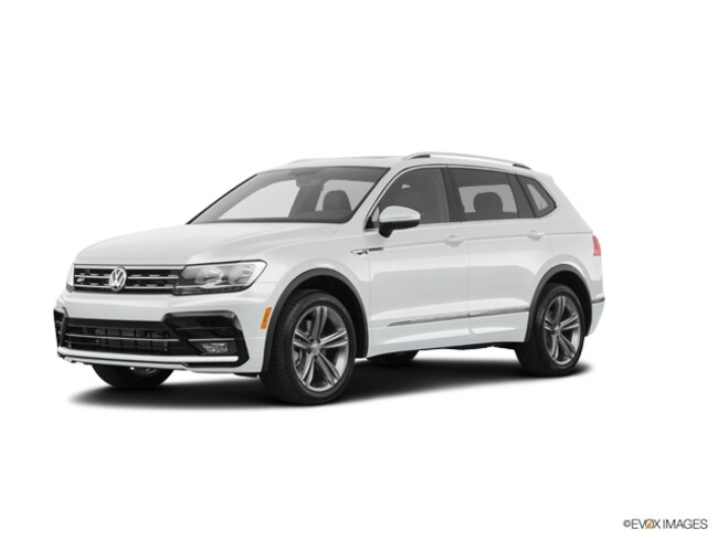 New 2019 Volkswagen Tiguan 2.0T S 4motion SUV in Chesapeake