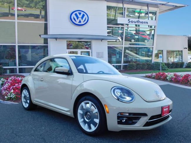 New 2019 Volkswagen Beetle 2.0T Final Edition SEL Hatchback in Chesapeake