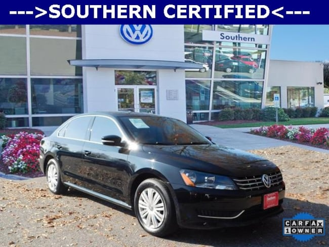 Used 2015 Volkswagen Passat TDI SE Sedan in Chesapeake