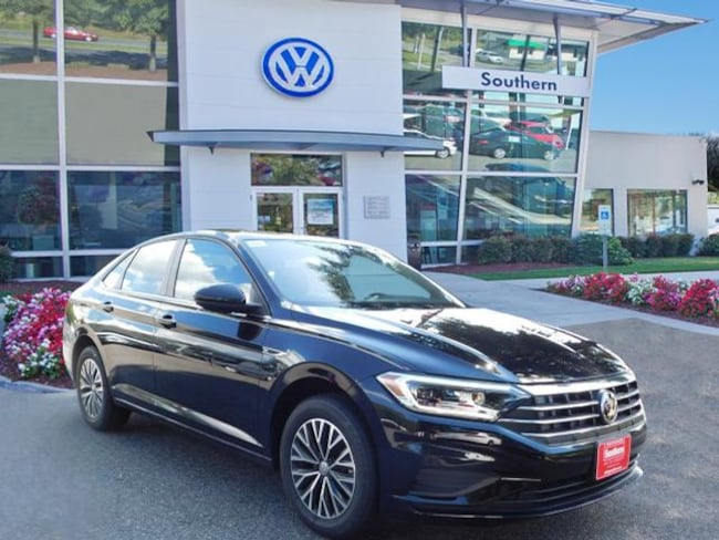 New 2019 Volkswagen Jetta 1.4T SEL Sedan in Chesapeake