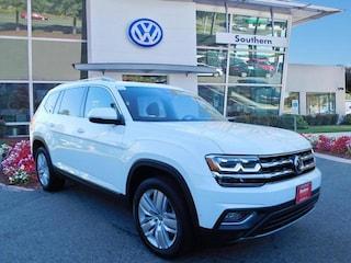 2018 Volkswagen Atlas V6 SEL Premium 4motion SUV
