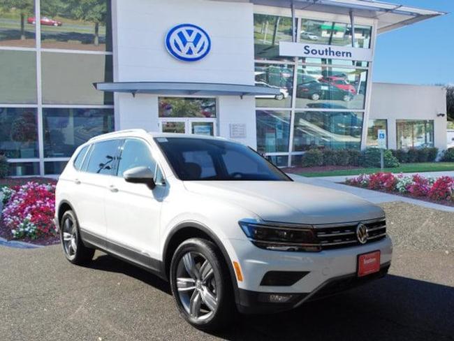 New 2019 Volkswagen Tiguan 2.0T SEL Premium 4motion SUV in Chesapeake