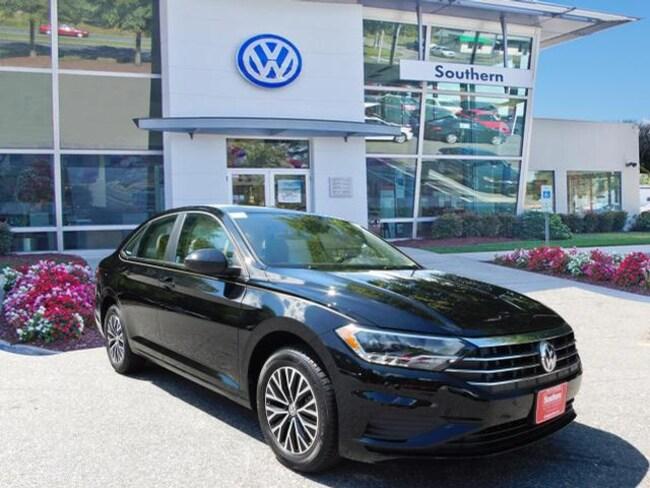 New 2019 Volkswagen Jetta 1.4T SE Sedan in Chesapeake