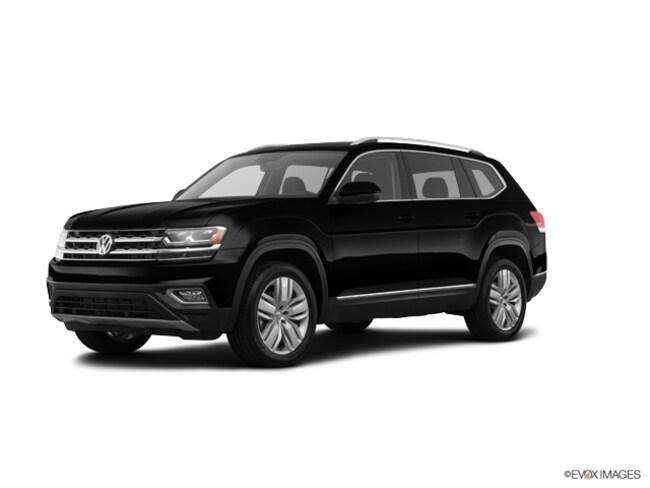 New 2019 Volkswagen Atlas V6 SEL Premium 4motion SUV in Chesapeake