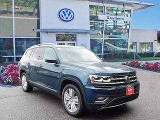 2018 Volkswagen Atlas V6 SEL SUV