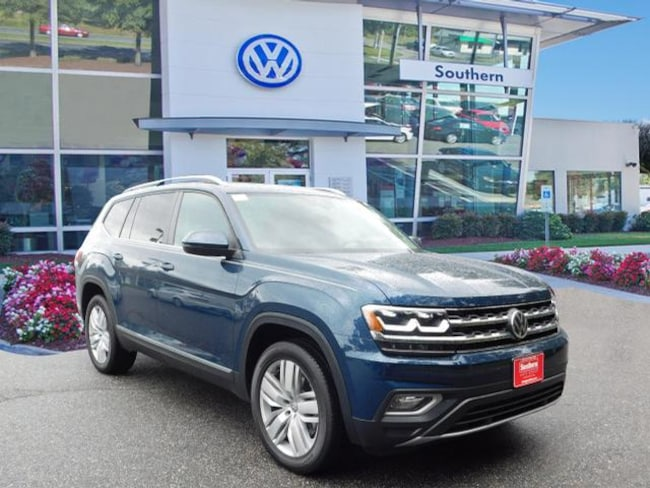 New 2018 Volkswagen Atlas V6 SEL SUV in Chesapeake