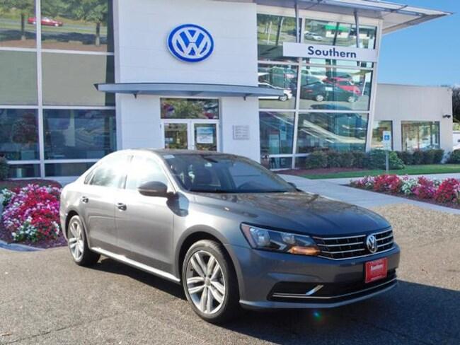 New 2019 Volkswagen Passat 2.0T Wolfsburg Sedan in Chesapeake