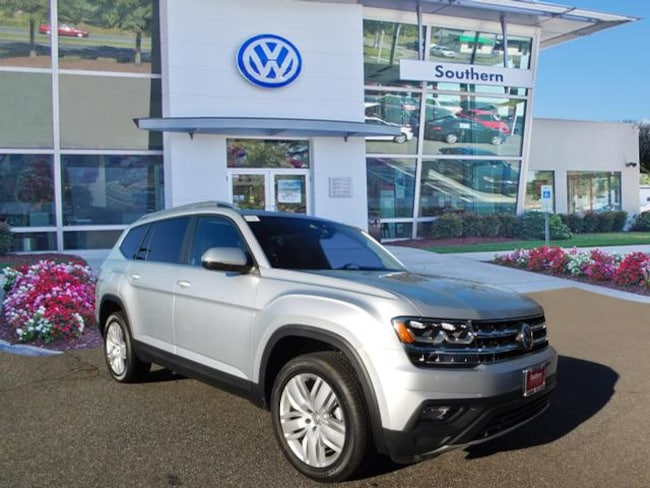 New 2019 Volkswagen Atlas V6 SE 4motion SUV in Chesapeake
