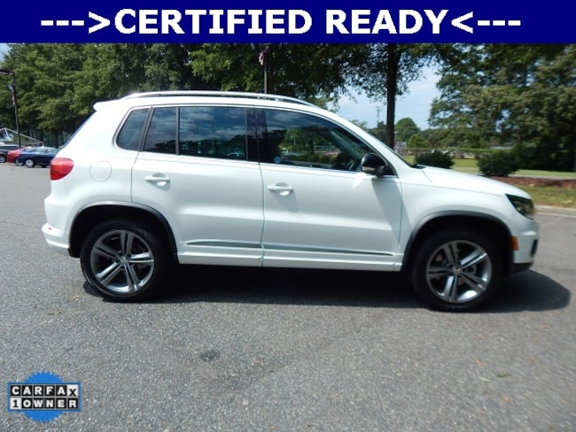 Used 2017 Volkswagen Tiguan Sport SUV in Chesapeake