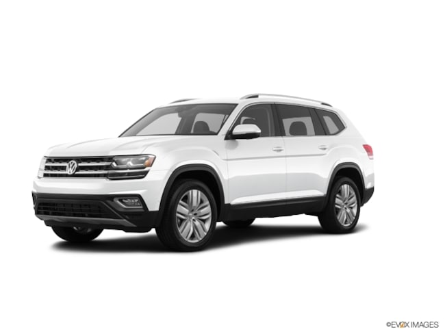 New 2019 Volkswagen Atlas V6 SEL Premium 4motion SUV in Chesapeake