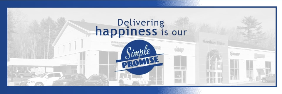 Our Simple Promise