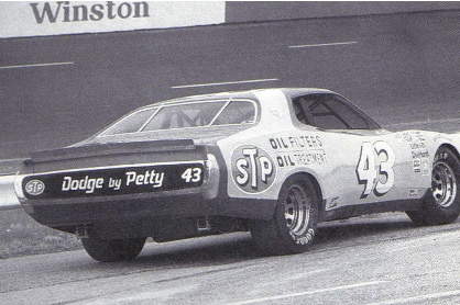 Richard Petty's NASCAR Dodge Charger