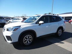 Certified Used 2019 Subaru Forester Premium SUV JF2SKAEC0KH416681 for sale in Medford OR