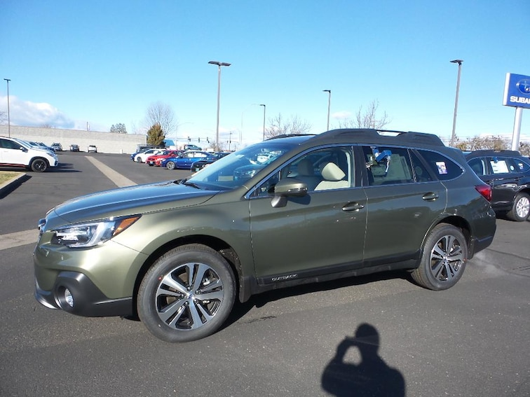 New 2019 Subaru Outback 3.6R Limited SUV for sale in Medford, Oregon