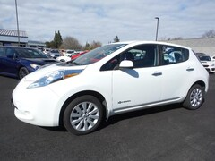 Used 2013 Nissan LEAF S Hatchback 1N4AZ0CPXDC417154 for sale in Medford OR