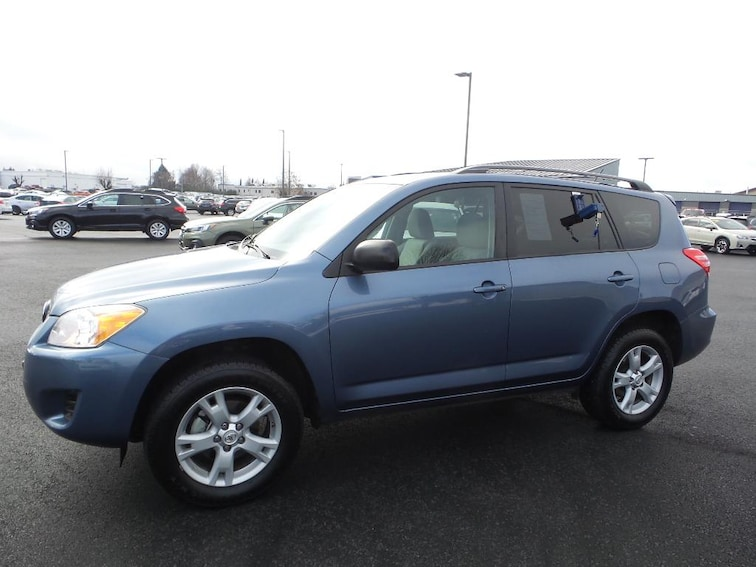 Pre-Owned 2012 Toyota RAV4 V6 4WD SUV for sale in Medford, Oregon