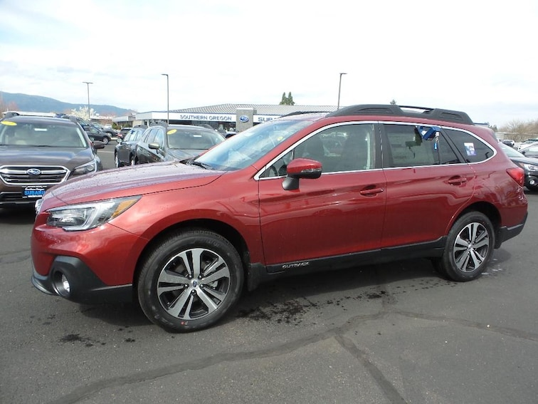 New 2019 Subaru Outback 2.5i Limited SUV for sale in Medford, Oregon