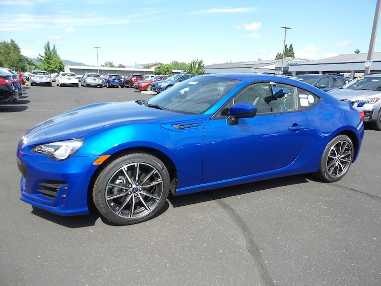 New 2018 Subaru BRZ Limited Coupe for sale in Medford, Oregon