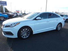 Used 2015 Hyundai Sonata Sport w/PZEV Sedan 5NPE34AF5FH114725 for sale in Medford OR