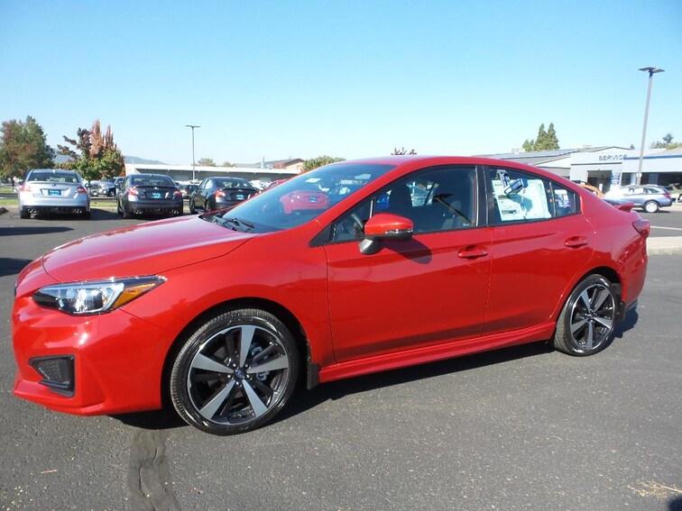 New 2019 Subaru Impreza 2.0i Sport Sedan for sale in Medford, Oregon