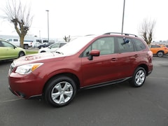 Used 2015 Subaru Forester 2.5i Premium (CVT) SUV JF2SJADC9FH565794 for sale in Medford OR