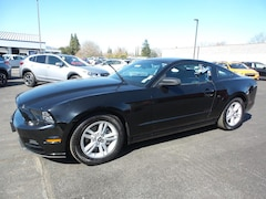 Used 2014 Ford Mustang Base Coupe 1ZVBP8AM4E5327674 for sale in Medford OR
