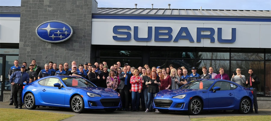 New Subaru Used Car Dealer In Medford Or Southern Oregon Subaru