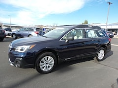 Certified Used 2018 Subaru Outback 2.5i SUV 4S4BSAAC2J3395120 for sale in Medford OR
