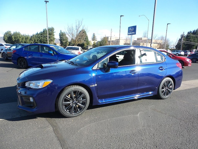 New 2019 Subaru WRX Sedan for sale in Medford, Oregon