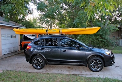 Got a kayak or canoe?  We have a rack for you!