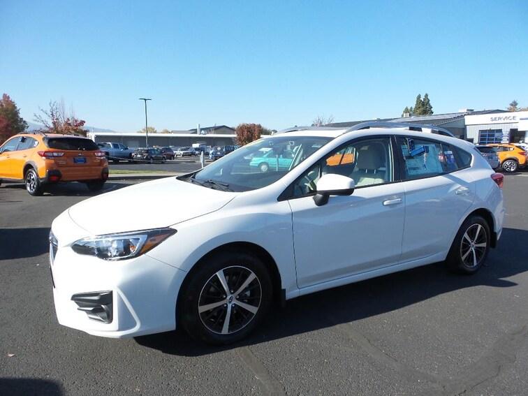 New 2019 Subaru Impreza 2.0i Premium 5-door for sale in Medford, Oregon