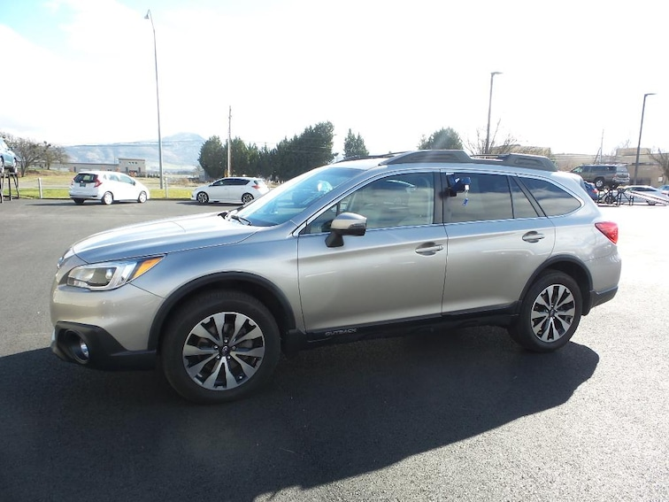 Used 2017 Subaru Outback 3 6r Limited With In Medford Or Southern