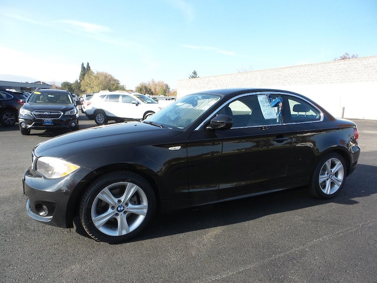 Pre-Owned 2013 BMW 128i Coupe for sale in Medford, Oregon