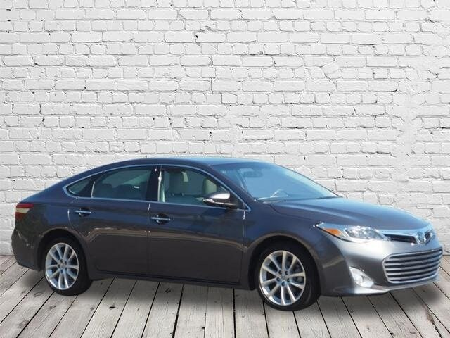 2015 Toyota Avalon For Sale >> Used 2015 Toyota Avalon For Sale At Southern Pines Pre Owned