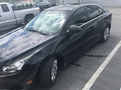 Bargain 2012 Chevrolet Cruze LS Sedan for sale near you in Southern Pines, NC