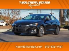 2019 Hyundai Elantra Limited Sedan