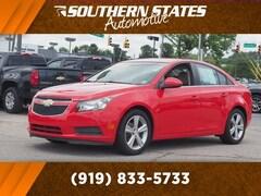 Bargain Used 2014 Chevrolet Cruze 2LT Auto Sedan 1G1PE5SB5E7386692 in Raleigh, NC