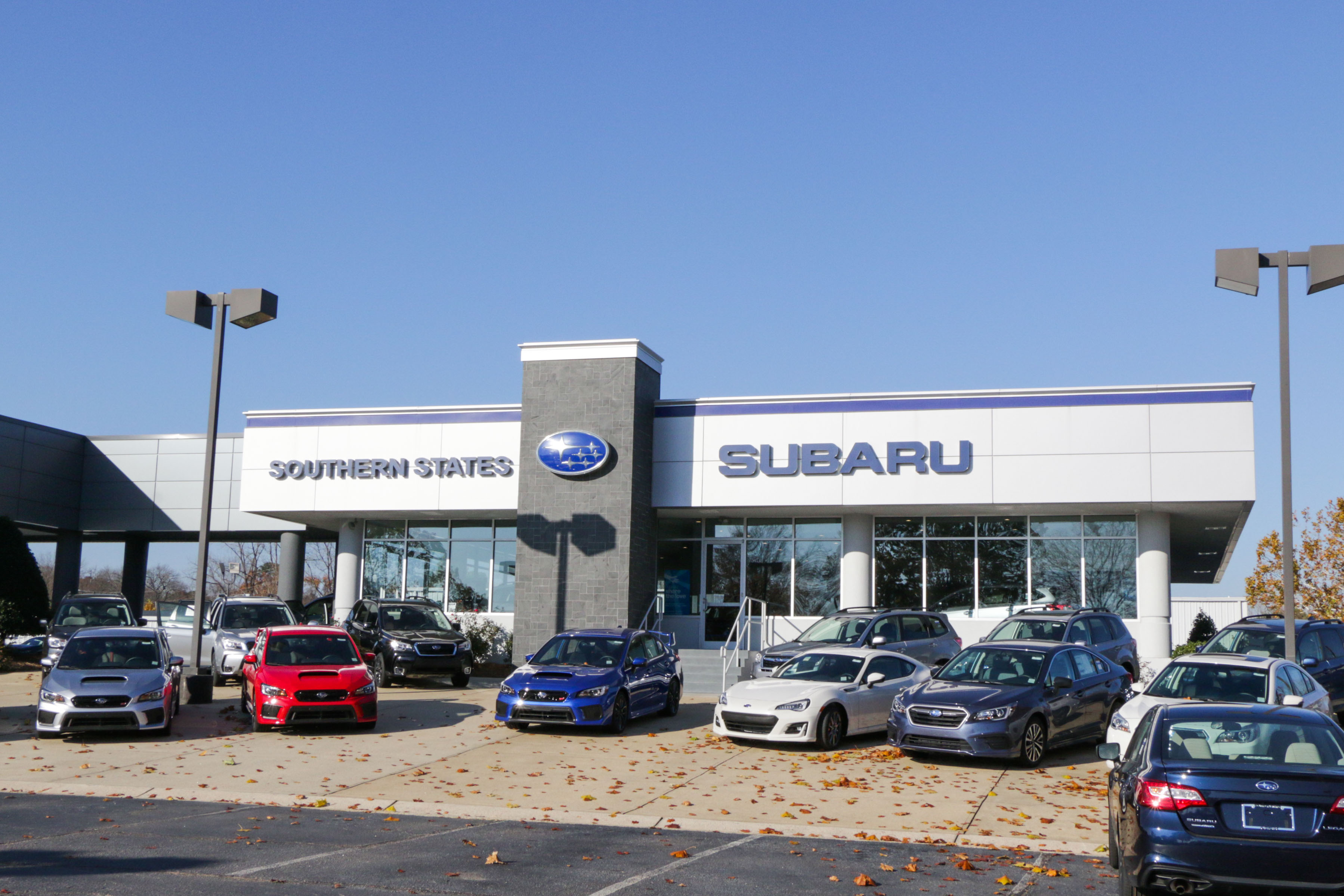 new subaru used car dealer in raleigh nc southern states subaru. Black Bedroom Furniture Sets. Home Design Ideas