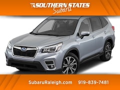 New 2019 Subaru Forester Limited SUV JF2SKAUC5KH491832 in Raleigh, NC