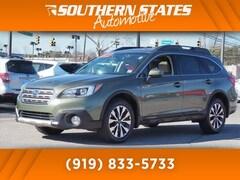 Used 2015 Subaru Outback 3.6R Limited w/Moonroof/KeylessAccess/Nav/EyeSight SUV 4S4BSENC5F3338452 in Raleigh, NC