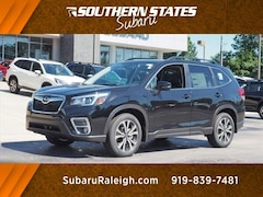 New 2019 Subaru Forester Limited SUV JF2SKAUC4KH532659 in Raleigh, NC