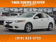Bargain Used 2012 Acura TSX TSX 5-Speed Automatic Sedan JH4CU2F4XCC029742 in Raleigh, NC