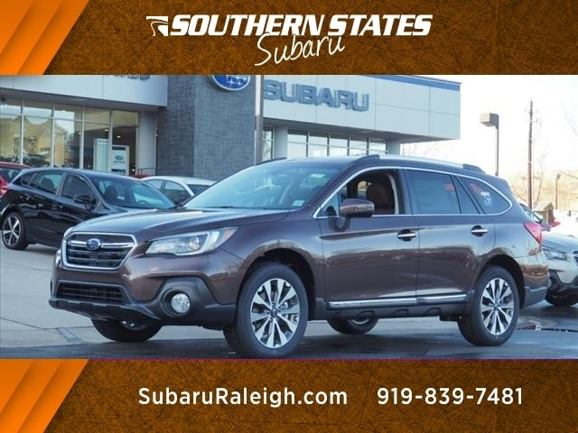 Featured New 2019 Subaru Outback 2.5i Touring SUV for sale in Raleigh, NC
